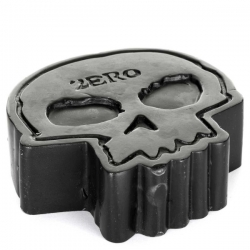 Zero Skateboards Skull Black Wax wax