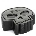 Skull Black Wax