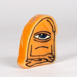 Toy Machine Skateboards Monster Wax Orange wax