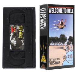 Toy Machine Wax VHS cera