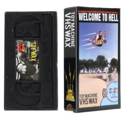 Toy Machine Skateboards Wax VHS wax