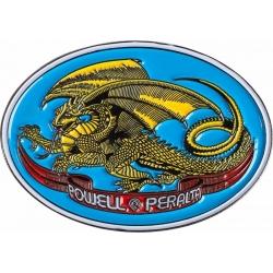 Powell Peralta Pin Oval Dragon pins-badge