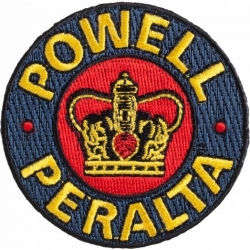 Powell Peralta Skateboards Supreme patch