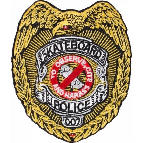 Police Skateboard