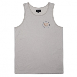 Wheeler Tank Top - Stone