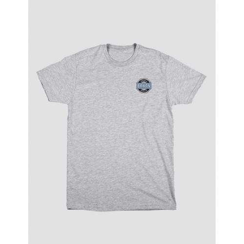 Octane - s/s stnd tee - Grey