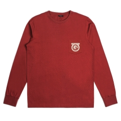 Native - L/S prem Tee - Brick