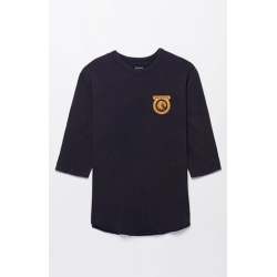 Native - 3/4 - Slv Tee - Navy