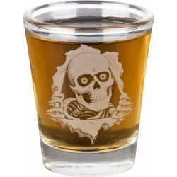 Powell Peralta Skateboards Ripper Shot Glass accessoire