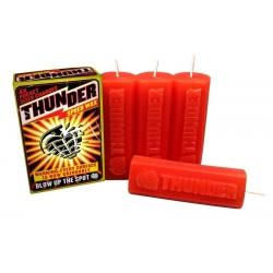 Thunder Thunder wax wax