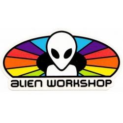 Alien Workshop Spectrum sticker