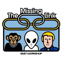 Alien Workshop The Missing Link sticker