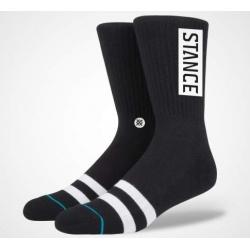 Stance Socks OG - Black chaussettes