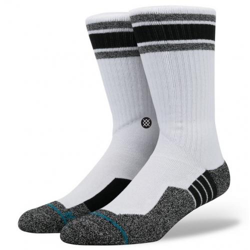 River Styx - Fusion Skate Socks - White
