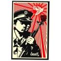 Rise Above - Make art Not War