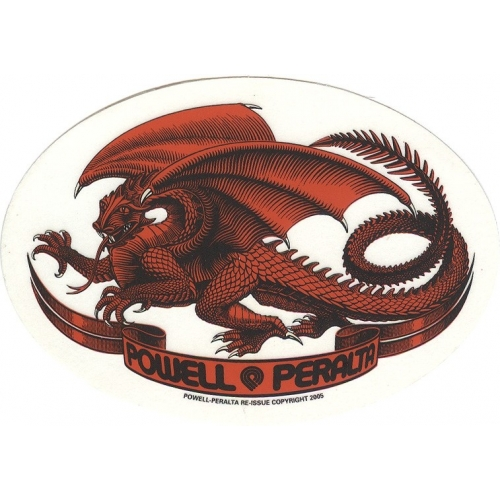 Dragon - Red