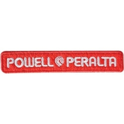 Powell Peralta Skateboards Strip patch