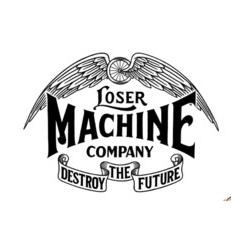 Loser Machine Desperado sticker
