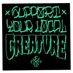 Support Your Local Creature