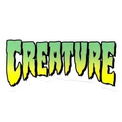 Creature Creature Logo sm sticker
