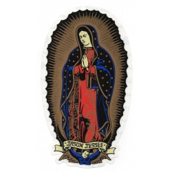 Santa Cruz Skateboards Jason Jessee Guadalupe sticker