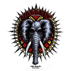 Powell Peralta Vallely Elephant pegatina