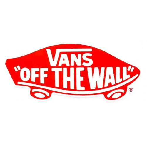 Classic Off The Wall - Red