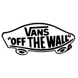 Vans Classic Off The Wall - White sticker