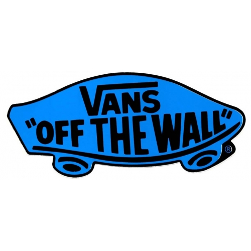 Classic Off The Wall - Blue