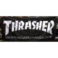 Thrasher Mag Banner Logo