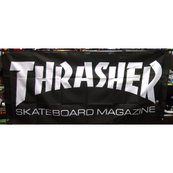 Thrasher Thrasher Mag Banner Logo accessory