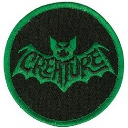 Creature Skateboards Bat patch