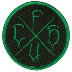 Creature Skateboards Letters patch