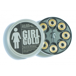 Girl Gold Abec 5 bearings