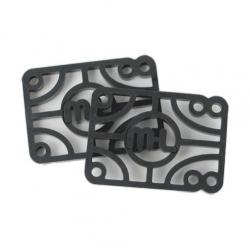 Mini Logo Riser Pad Rigid 1/4' pads