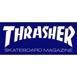 Thrasher Skate Mag - Blue - M pegatina