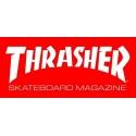 Skate Mag - Red - M