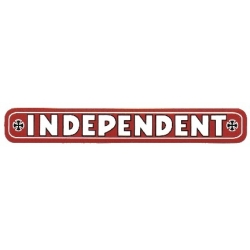 "Independent Bar Decal XXL 22"" - Red sticker"