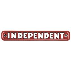 """Independent Bar Decal XXL 22 """"- Red sticker"""