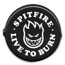 Spitfire SF LTB Bighead Black - Coin Pouch wallet