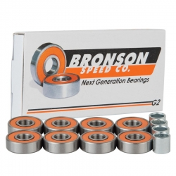Bronson G2 - Bearing roulements