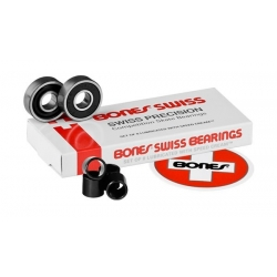 Bones Bearings Roulements Swiss Bones roulements