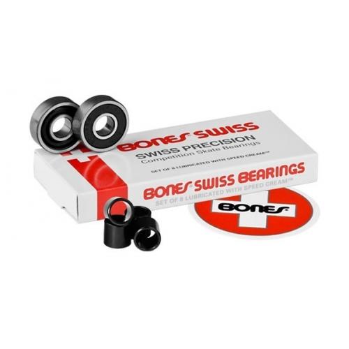 Swiss Bones bearings