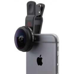 Death Lens Clip on Fish Eye accessoire