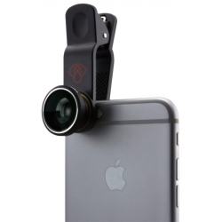 Death Lens Clip on Wide Angle accessory