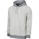 Reverse pullover heather gray