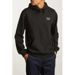 Brixton Ltd Stith hood pullover black sweat