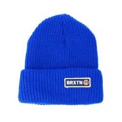 Brixton baldwin dark royal beanie