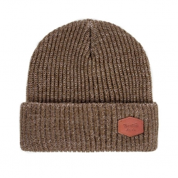 Brixton trig heather moss beanie