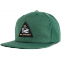 cue snapback chive